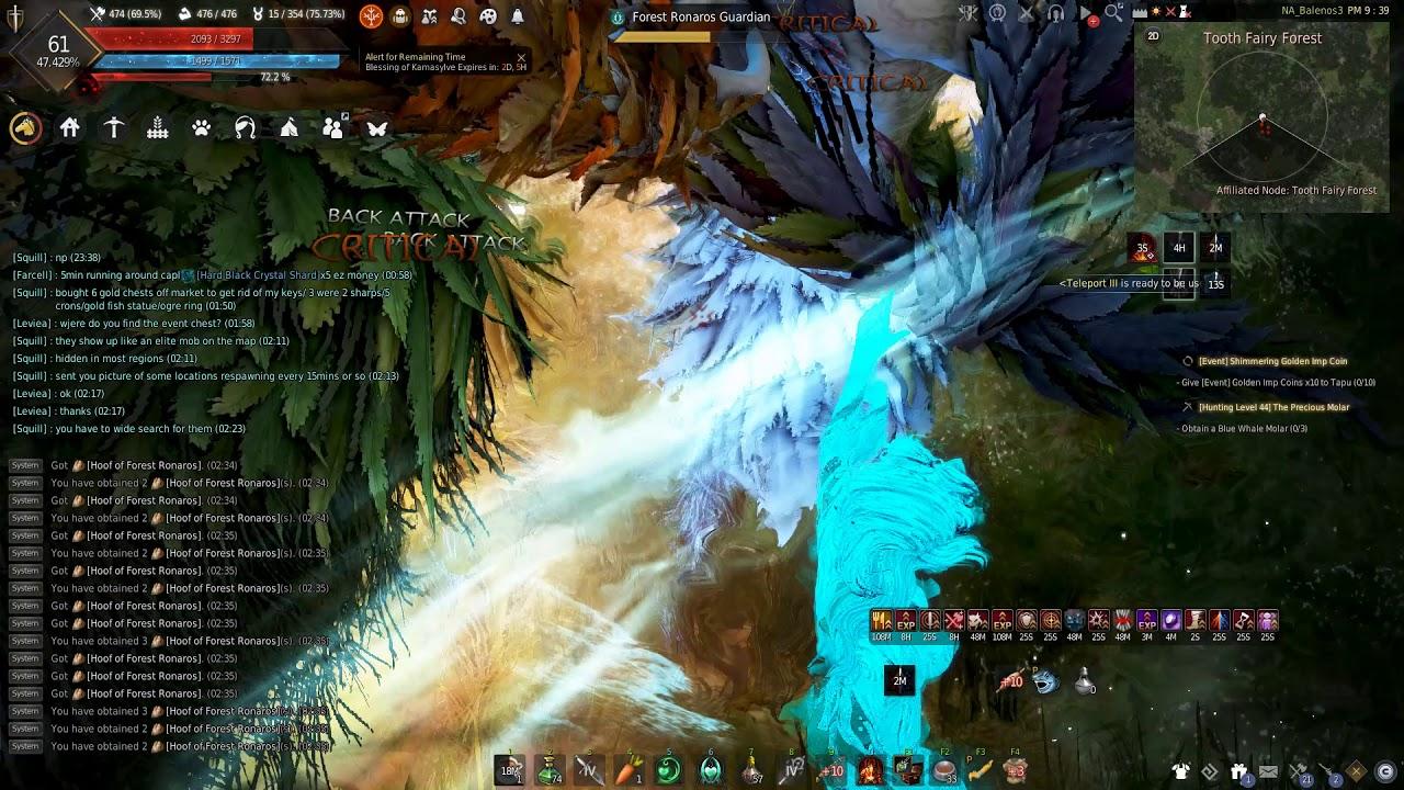 Ronaro's Cliff Rotation Black Desert Online - смотреть онлайн на Hah