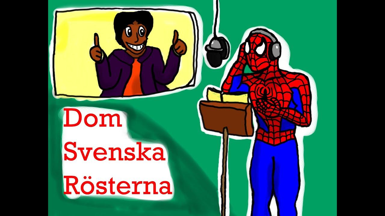 Spindelmannen Svenska Avsnitt