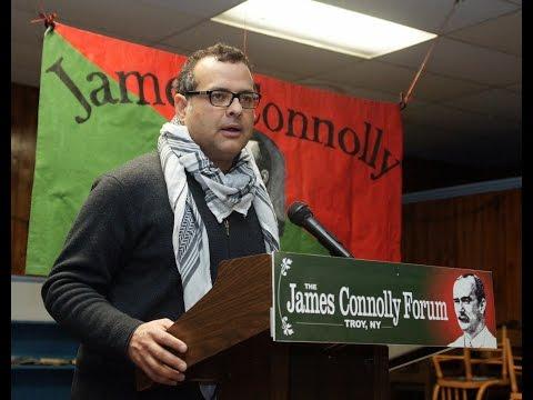 Vijay Prashad at the James Connolly Forum, December 16, 2014
