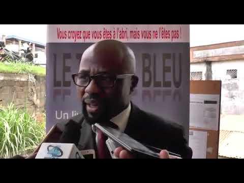 conference de presse du Roman Le Tunnel Bleu du 26 Fevrier a Ifrikya