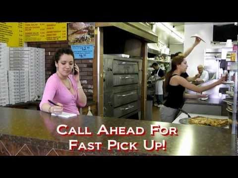Ciccio's Pizza South Plainfield NJ - Web Commercial
