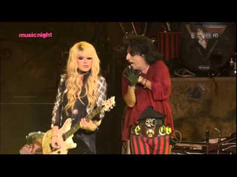 ALICE COOPER - Live Basel 2012 (Full)
