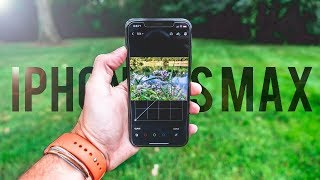 iPhone XS Max Photography Review & Camera Tips