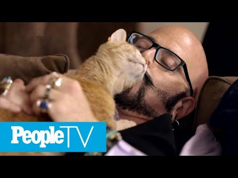Jackson Galaxy Host Of 'My Cat From Hell' Tells How Animals Changed His Life | Puparazzi | PeopleTV