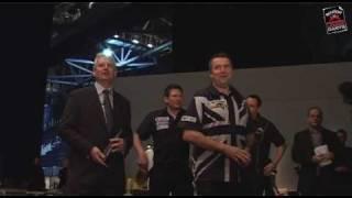 Whyte & Mackay 9 Dart Challenge - Ronnie Baxter
