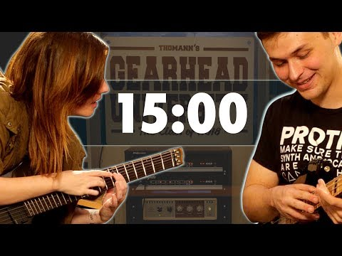 Writing a song in 15 minutes (with SARAH LONGFIELD)
