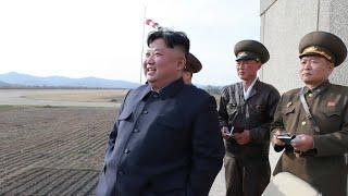"""Corée du Nord : Kim Jong-un supervise l'essai d'une nouvelle arme """"tactique"""""""