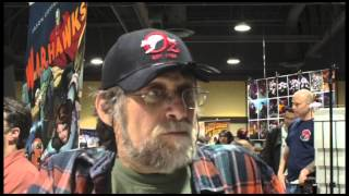 Len Wein interview — Long Beach Comic Con, Nov 24, 2013 Thumbnail