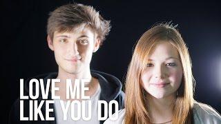Love Me Like You Do Ellie Goulding (Chris Brenner amp; Kim Leitinger Cover)