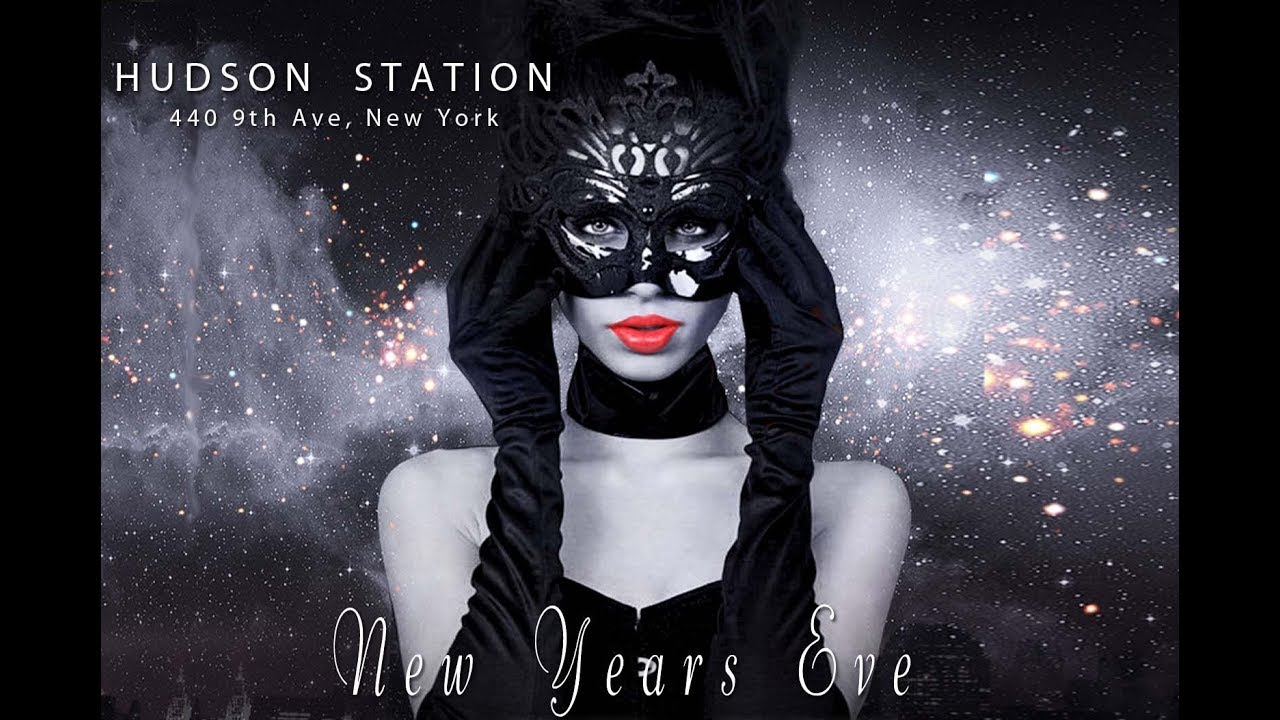 New Years Eve Masquerade Ball in New York City