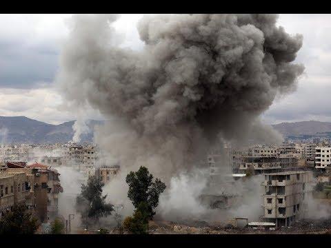 تواصل القصف لليوم الخامس على التوالي في الغوطة الشرقية  - نشر قبل 1 ساعة