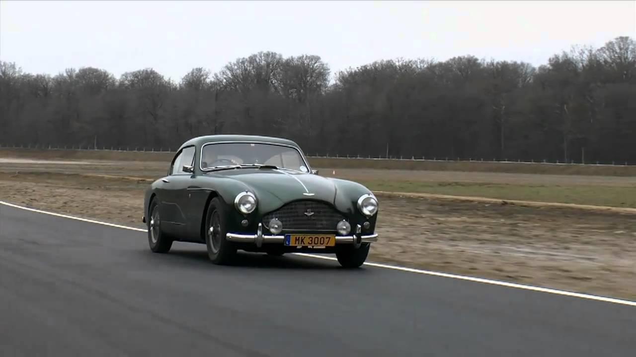 Aston Martin Db Mk Iii 1958 Youtube