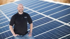 NAIT alumnus Clifton Lofthaug plugged into solar industry