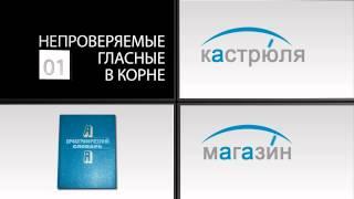 Подготовка к ЕГЭ по русскому. А13. Безударные гласные