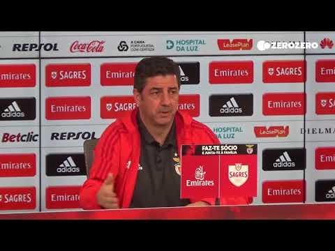 Rui Vitória explica porque é que clubes como o Rio Ave estão mais motivados para jogar com o Benfica