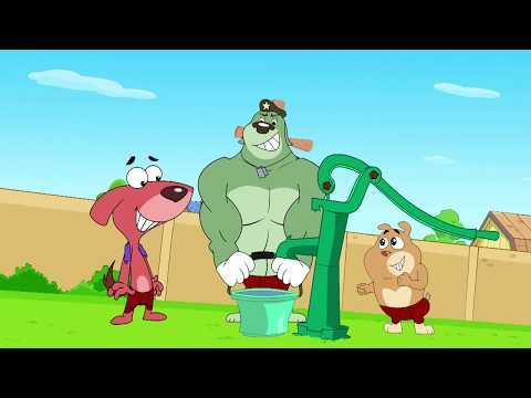 Rat-A-Tat| 'Battle of MiceTransformers & Gymnastic Don'|Chotoonz Kids Funny Cartoon Videos