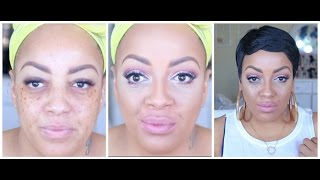 Before & After Watch Me Transform FAKE PLASTIC SURGERY