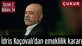 Çukur 2.Sezon 34.Bölüm (Sezon Finali) İdris Koçovalı39;dan Emeklilik Kararı