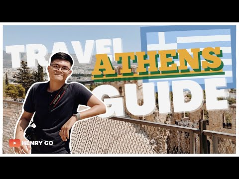 Athens Travel Guide | Attraction, Accommodation, Food, Transportation (2020 Travel Vlog).