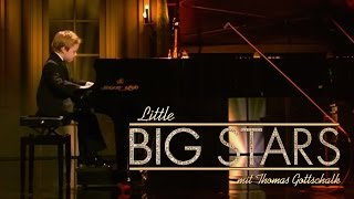Klavier-Wunderkind (Philipp) | Little Big Stars mit Thomas Gottschalk | SAT.1