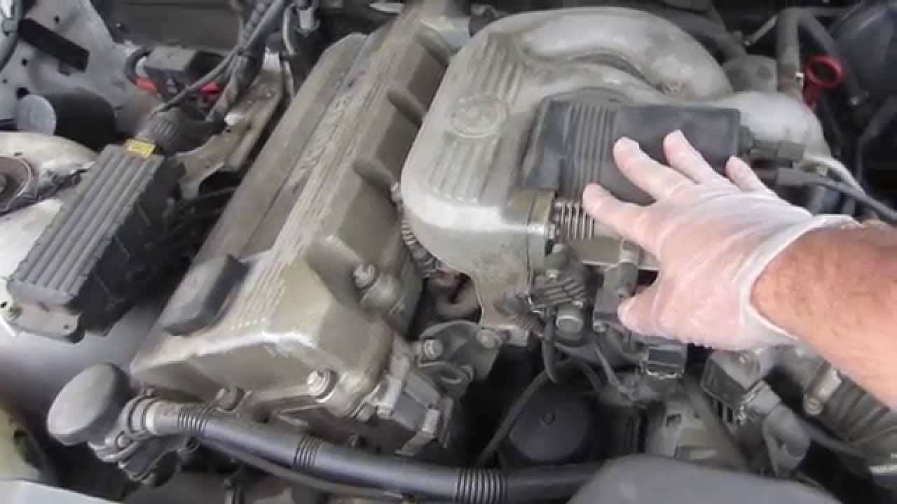 Bmw E36 Starter Install Hot Tips Youtube