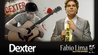 Dexter theme on Acoustic Guitar by GuitarGamer (Fabio Lima) Resimi