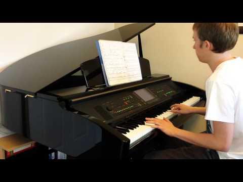 Nella Fantasia (In My Fantasy) - Sarah Brightman | Piano Cover - Stephen Baker