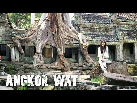 Why Angkor Wat (Siem Reap) Is A Must See | CAMBODIA