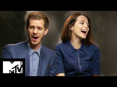 Andrew Garfield & Claire Foy Go Speed Dating!   MTV Movies