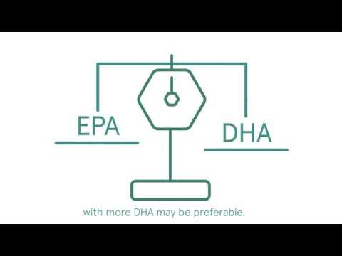 EPA and DHA explained