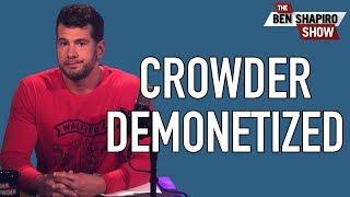 Baixar Why Steven Crowder Got Demonetized