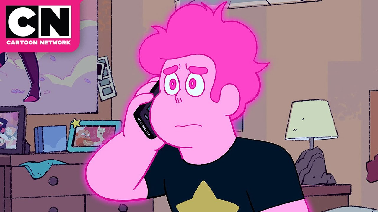 Steven S Troubles Steven Universe Future Cartoon Network Youtube