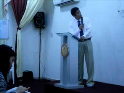 Pastor Phillip Borja (God's Love For Man) 3