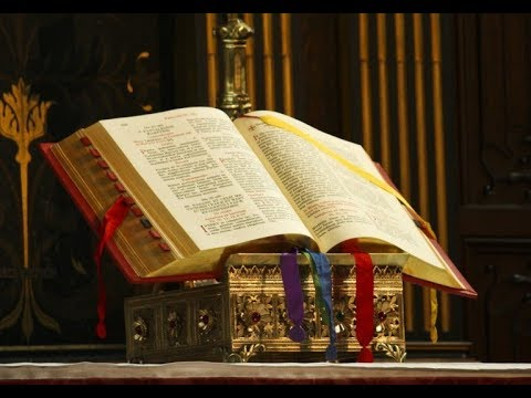 What's Wrong with the New Lectionary: Guest Dr  Peter Kwasniewski