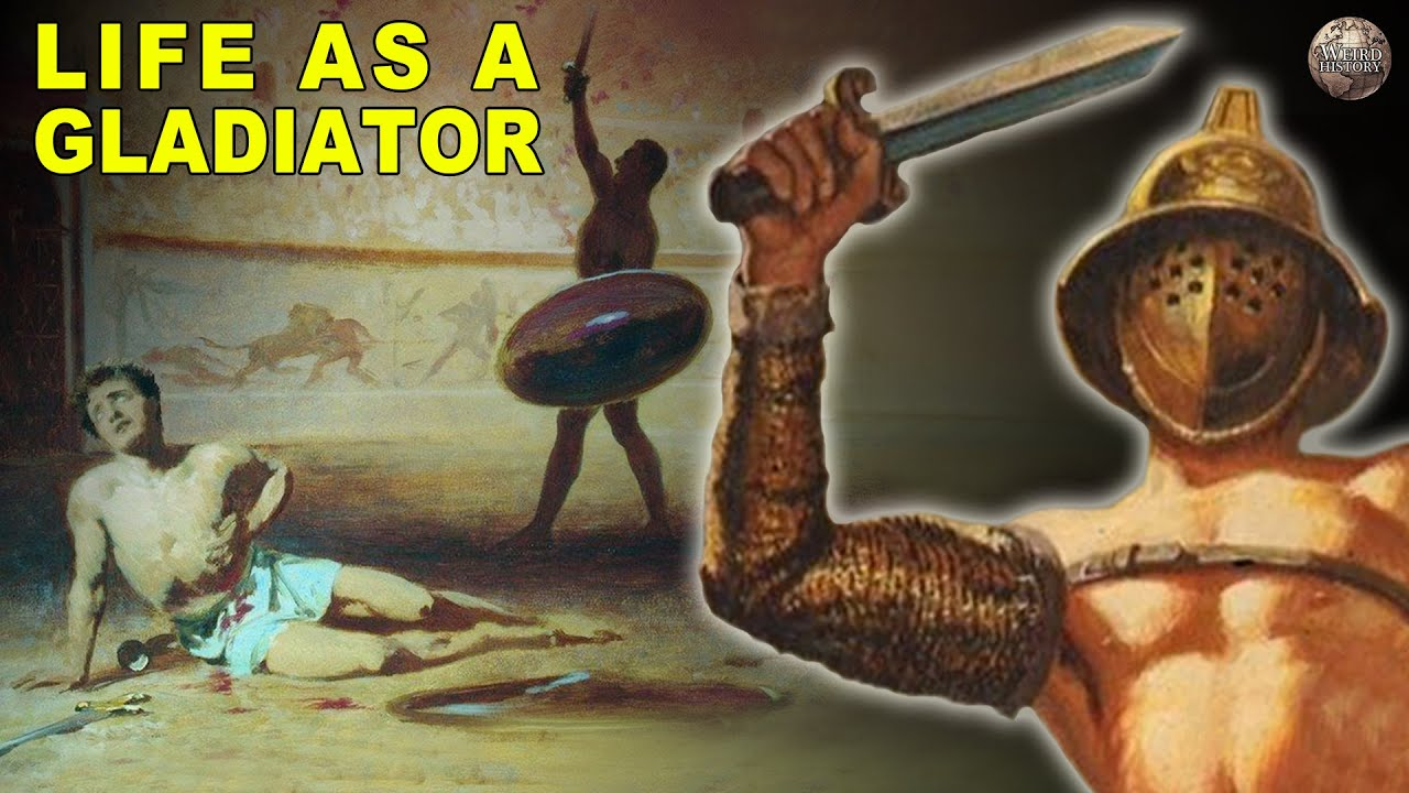 What It Was Like to Be a Roman Gladiator