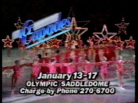 1988 Ice Capades Promo