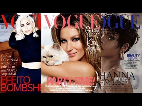 TV PUC-Rio: Diretora Da Vogue Brasil Fala Sobre O Cenário Da Moda Brasileira