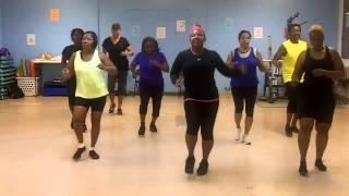 B.E. Bop Line Dance - New Orleans, LA