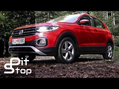 Volkswagen T-Cross 1.0 - Review