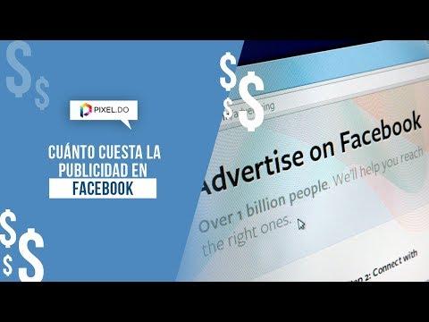 CUANTO CUESTA LA PUBLICIDAD EN FACEBOOK
