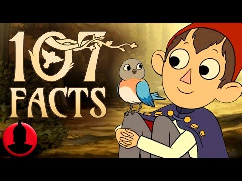 107 Over The Garden Wall Facts YOU Should Know! (ToonedUp #45) @ChannelFred