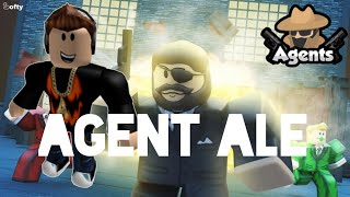 Agents | Not ngedit so sorry | ROBLOX