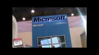 جولة فى جناح شركة مايكروسوفت.mp4