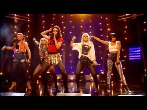 Parade - Louder (Live @ National Lottery Friday Night Draws 25/03/2011)