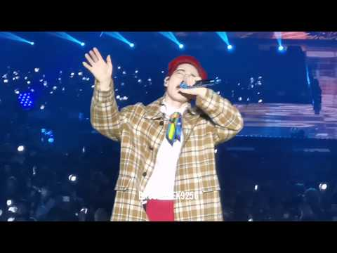 191229 Exo EXplOration Dot In Seoul Day 1 EXO-SC Feat Suho 수호 Just Us 2 있어 희미하게