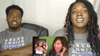 IMPERSONATING SINGERS 4 SHORT COVER    COUPLES REACTIONS