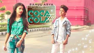 Coca Cola Tu  LUKA CHUPI  Cute Romantic Love Story  Rahul and Amrita  Abhinav Ki Vines