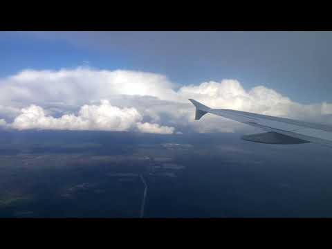 Moscow-Brussels flight recording