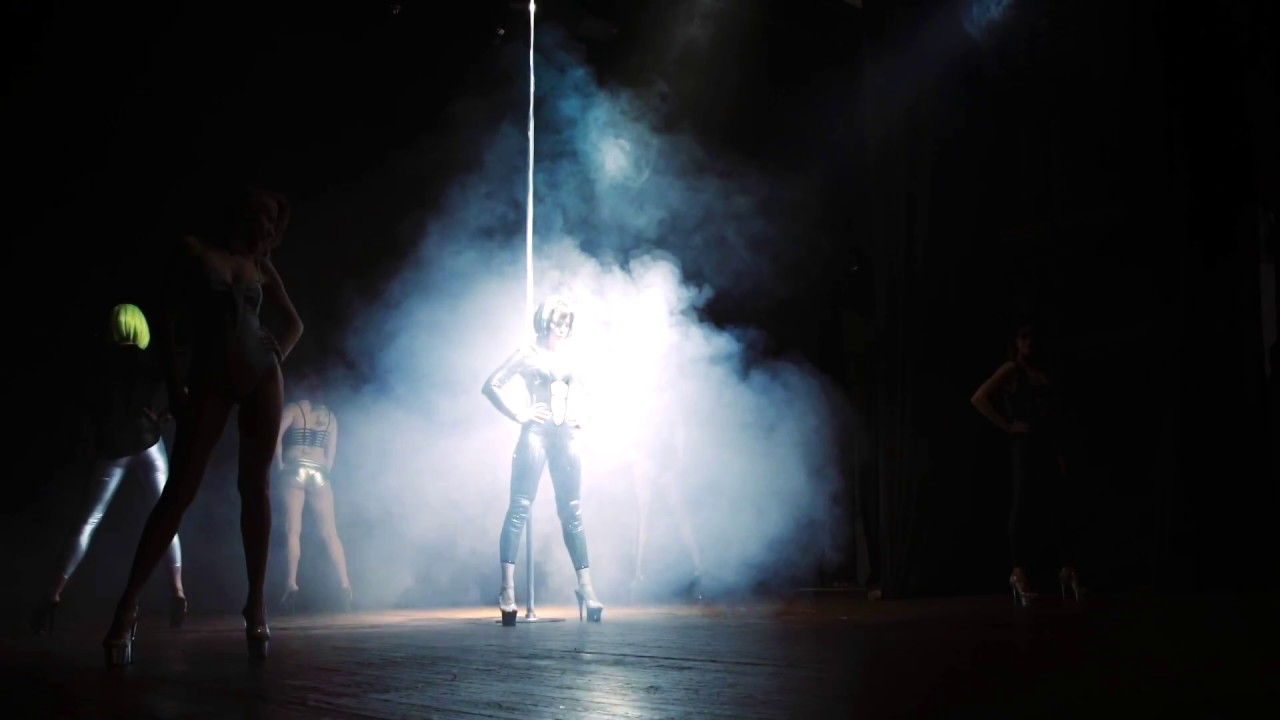 ROCKING POLE SHOW III | INTRO - Studio 54