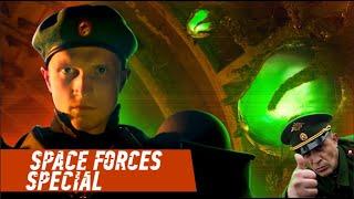 JOIN THE RUSSIAN SPACE MARINES CORPS // ВСТУПАЙ В РЯДЫ РУССКОГО КОСМОДЕСАНТА